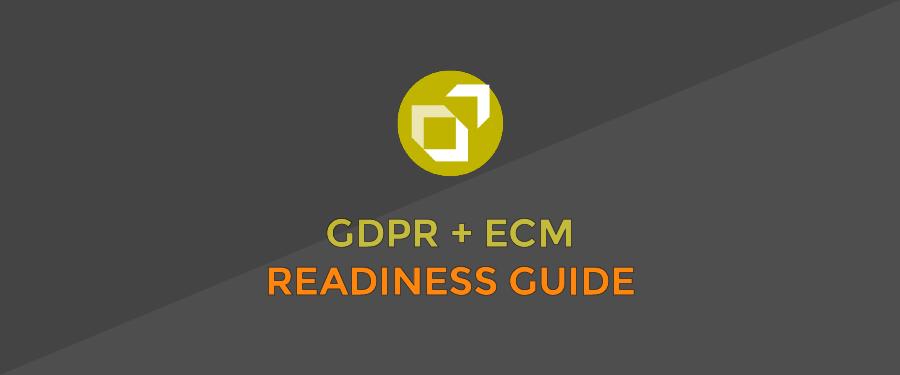 TSG GDPR Readiness Guide