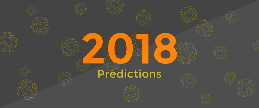 2018 Predictions