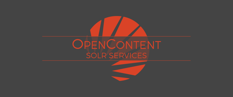 OpenContent SOLR Services
