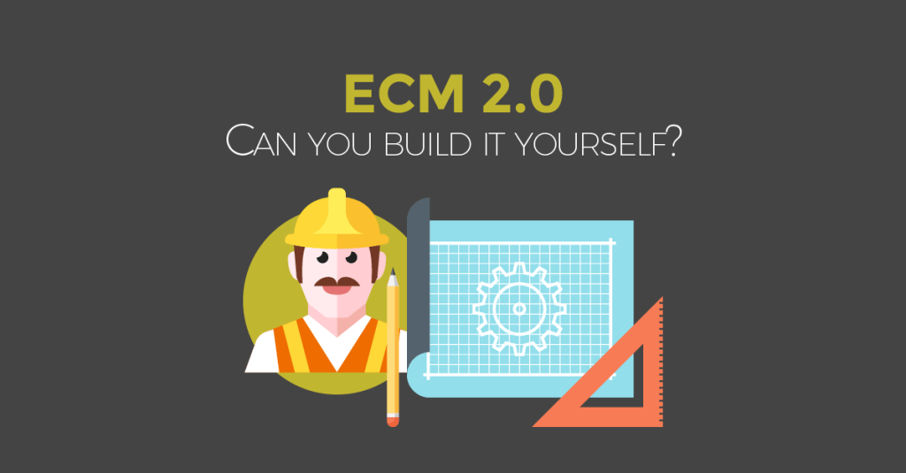 ECM 2.0 - Can you build it yourself
