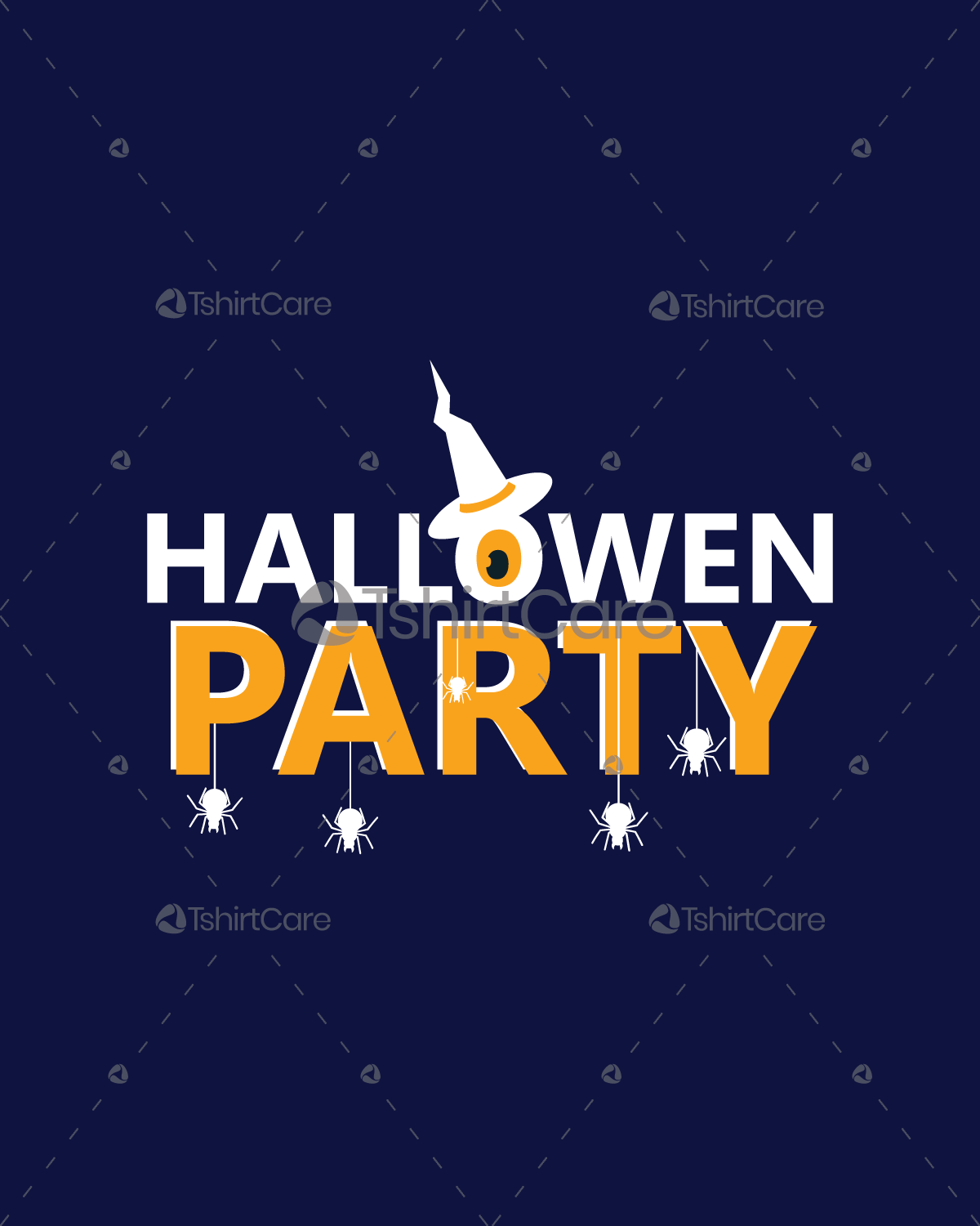 f4d18b5f1ae7 Awesome Halloween party T shirt design beautiful typography Tee ...