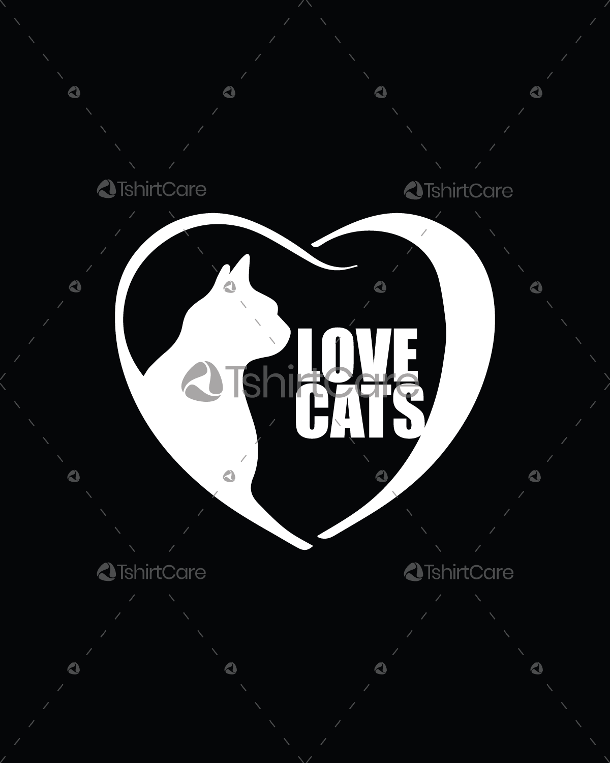 501bbe0d I Love cats T shirt Design I Love Kittens Tee Shirt Cat Lover T ...