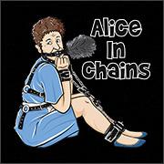 alice in chains brady bunch parody spoof shirts