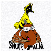 Big bird snuffaluffagus seseame street snuff film parody spoof shirts