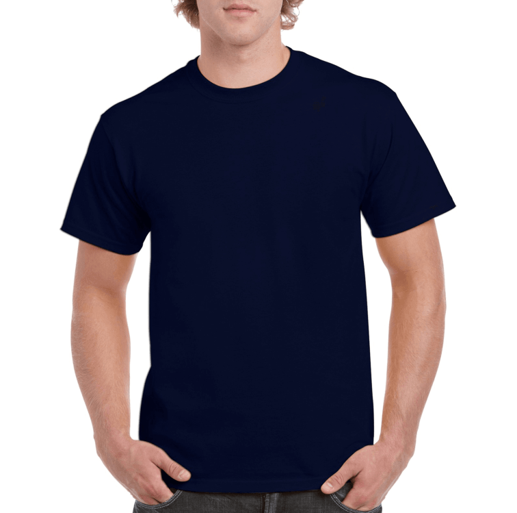 Short Sleeve T-Shirt Navy Blue