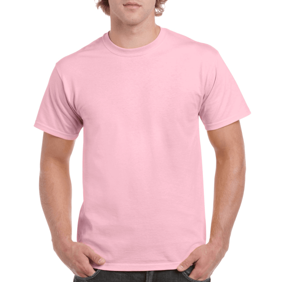 Short Sleeve T-Shirt Pink