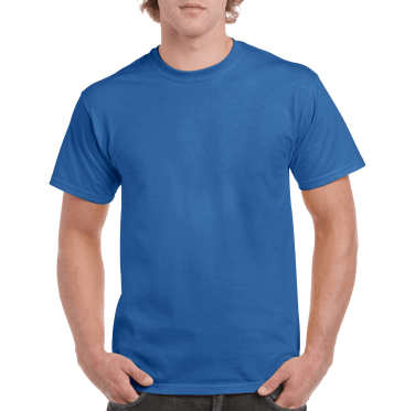 Short Sleeve T-Shirt Royal Blue