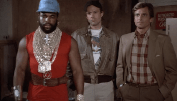 The A-Team: Dinky Donky – T-Shirts On Screen