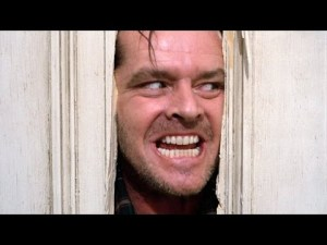 Here's Johnny! (The Shining)