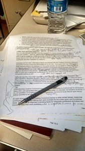 Copy edited manuscript