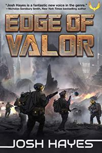 Edge of Valor by Josh Hayes