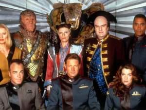 Babylon 5 Season 2 cast