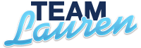 Team Lauren Logo