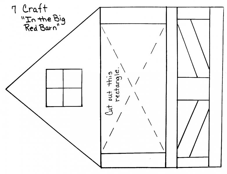 big red barn coloring page barn the barn the series coloring page