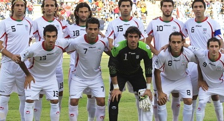 b1dd38ebe Iran Kits for FIFA World Cup 2014 – Official Release Pictures ...