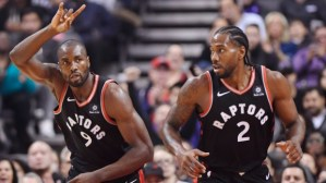 Raptors cruise past Hornets on efficient night from Leonard - TSN.ca