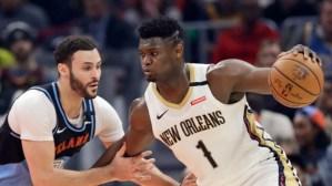 Zion Williamson, New Orleans Pelicans down Cleveland Cavaliers - TSN.ca