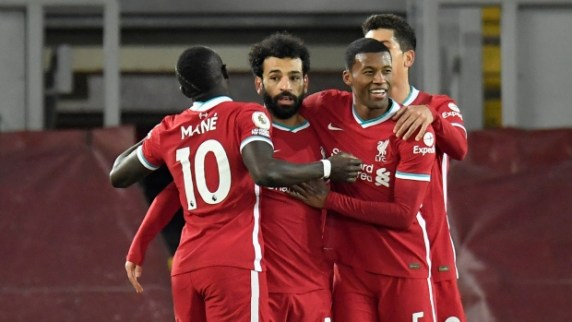 Liverpool scores its quickest Champions League goal draw at Midtjylland -  TSN.ca