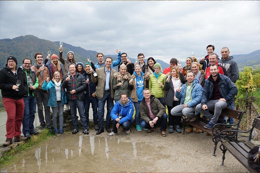 Tiroler Sommelierverein: Weinreisen 2016