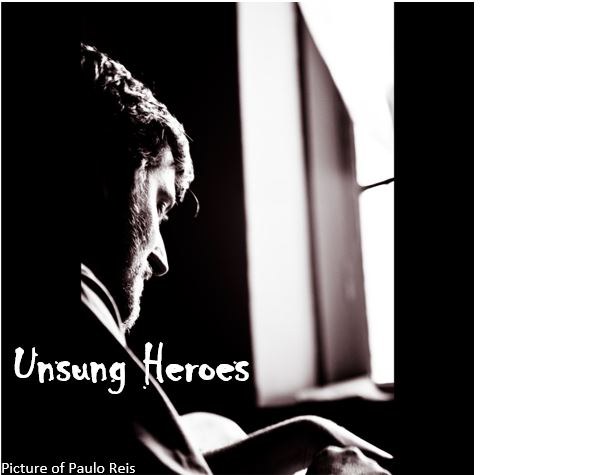 Unsung heroes (Introverts) – whose 'QUIET' dedication makes them special.