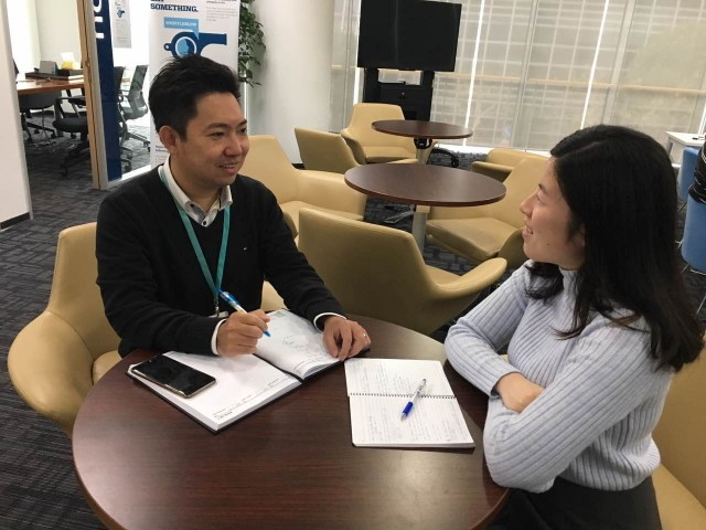 Leadership Interview & Coaching Case Study: Samson Zhou, Sales Manager Shanghai
