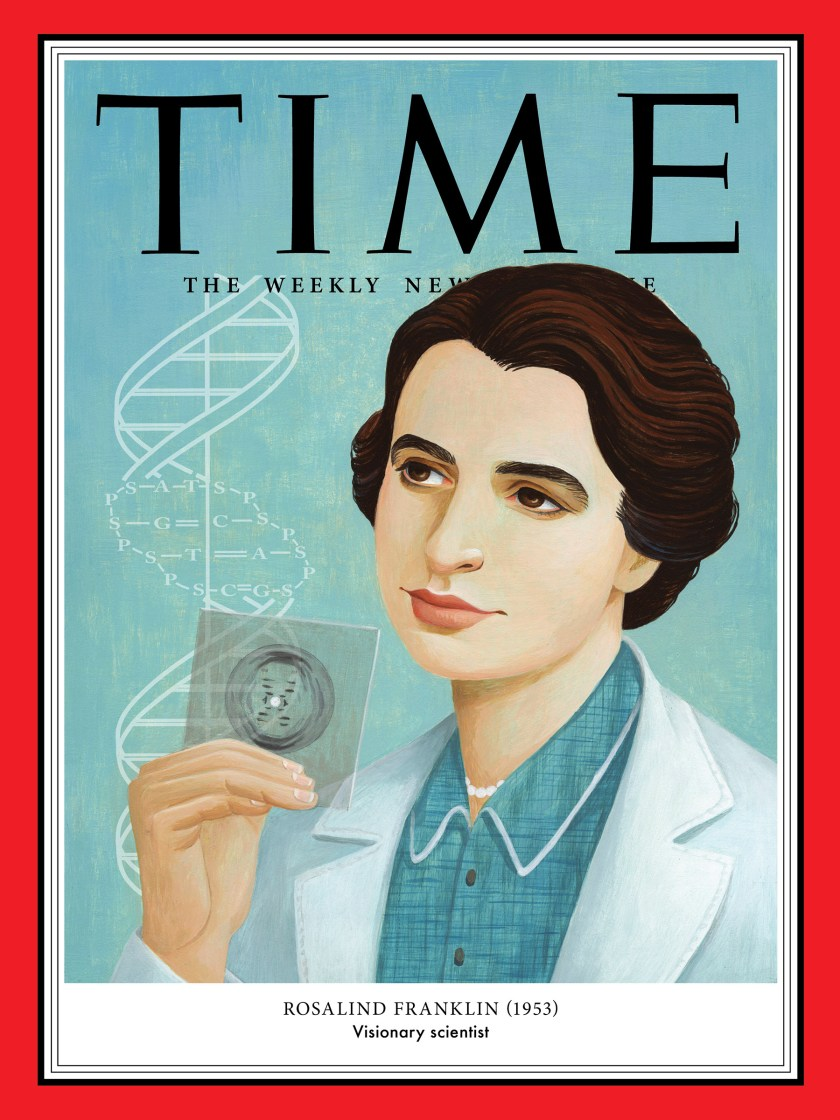 This image has an empty alt attribute; its file name is 1953_Rosalind-Franklin.jpg