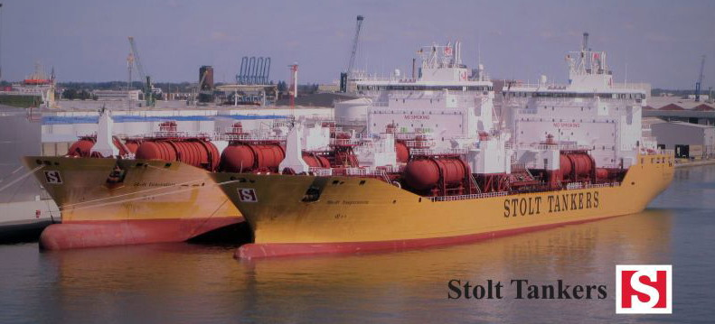 Stolt Tankers in Rotterdam