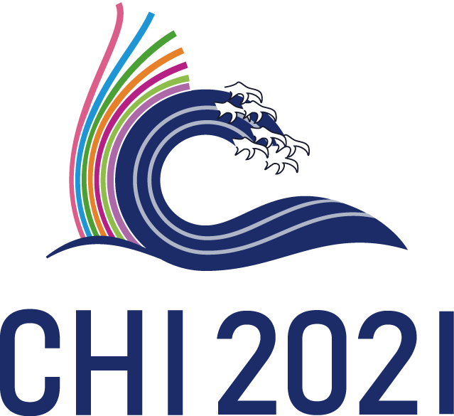 CHI 2021 conference logo