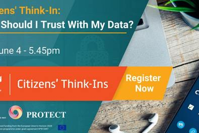 Data ethics privacy and trust event graphic