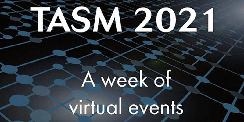 TASM 2021 conference image