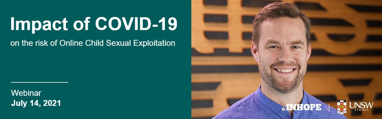 Covid19-CSAM event graphic