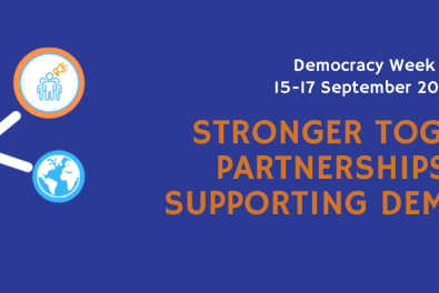 Democracy week event