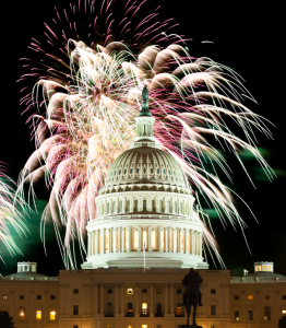 Fireworks - Thrift Savings Plan Allocation Guide