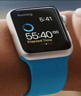 apple watch TSP talk