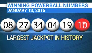 powerball thrift savings plan