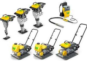 Wacker Light Equipment