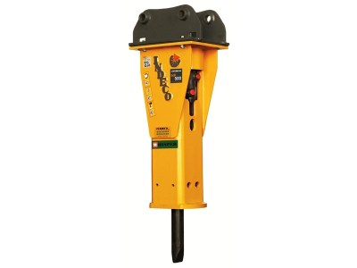 Indeco Hydraulic Attachments