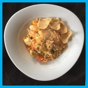 Bas' Tropische Noodles