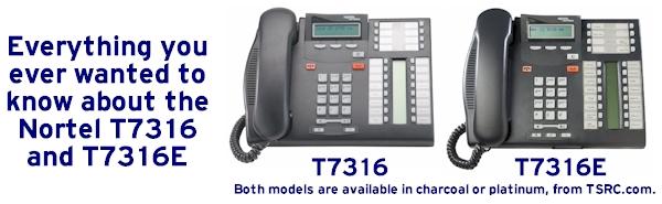 Nortel Networks Phone Manual T7316e Voicemail Setup
