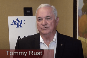 Tommy Rust, M.Ed. RRT, RCP, FAARC