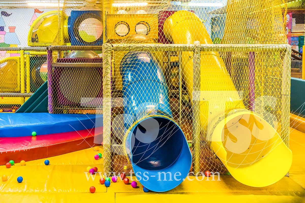 Safety-Nets-for-kids-play-area-park-indoor-nets-outdoor-nets-UAE Sport-Hall