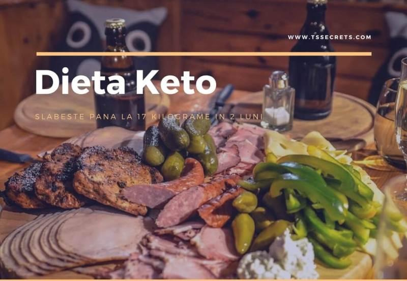 cine a tinut dieta ketogenica