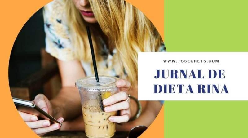 dieta rina jurnal de dieta