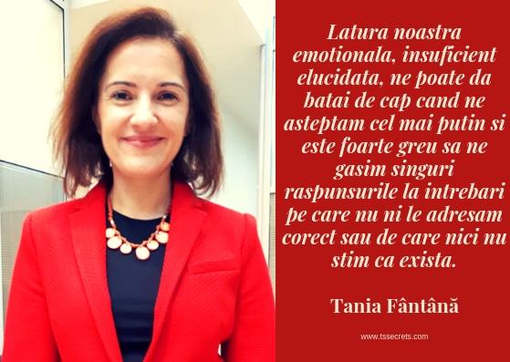 interviu nutritionist tania fantana