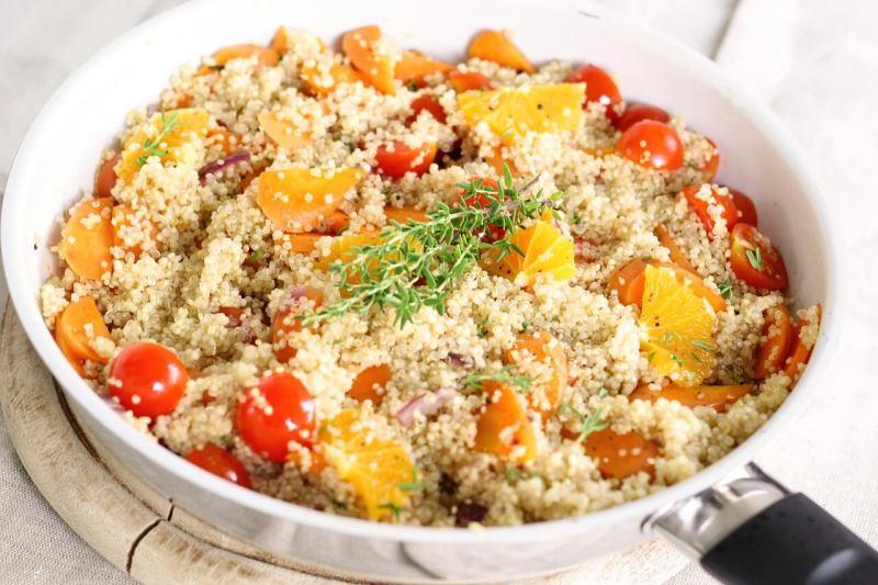 mancare quinoa