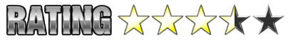 3 ½ Stars out of 5