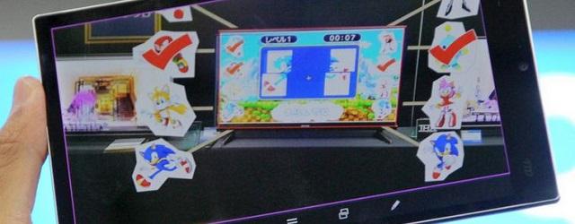 TSSZ Sonic Japan mystery SHARP