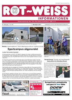RWI 138-2017 Titelseite