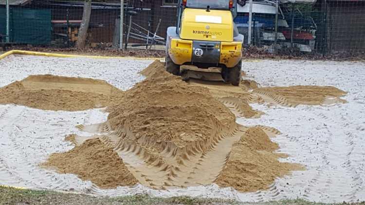 Strandbad Feldafing Beachfeld