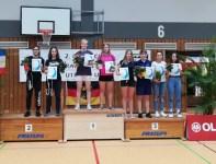 Selin holt Silber bei der DBV-Rangliste in Hofheim
